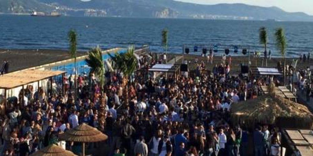 Pompei Pride – Festa finale in spiaggia