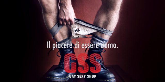Nasce il primo Sexy Shop Gay!