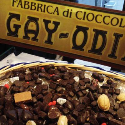 Gay Odin – Cioccolato